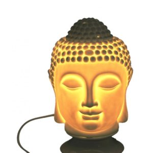 Electric Buddha Oil Burner With Stand